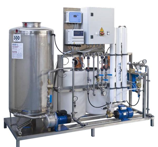 تصفیه آب صنعتی RO اطلس
