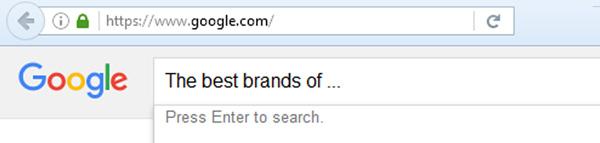در مورد مارک دستگاه تصفیه آب خانگی مورد نظرتان در گوگل تحقیق کنید!
