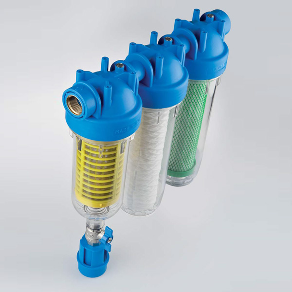 قیمت دستگاه تصفیه آب ورودی ساختمان