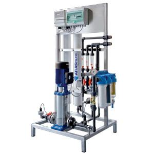 تصفیه آب صنعتی RO