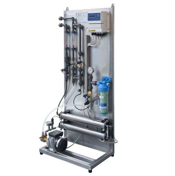 تصفیه آب صنعتی RO با ظرفیت 120 لیتر در ساعت