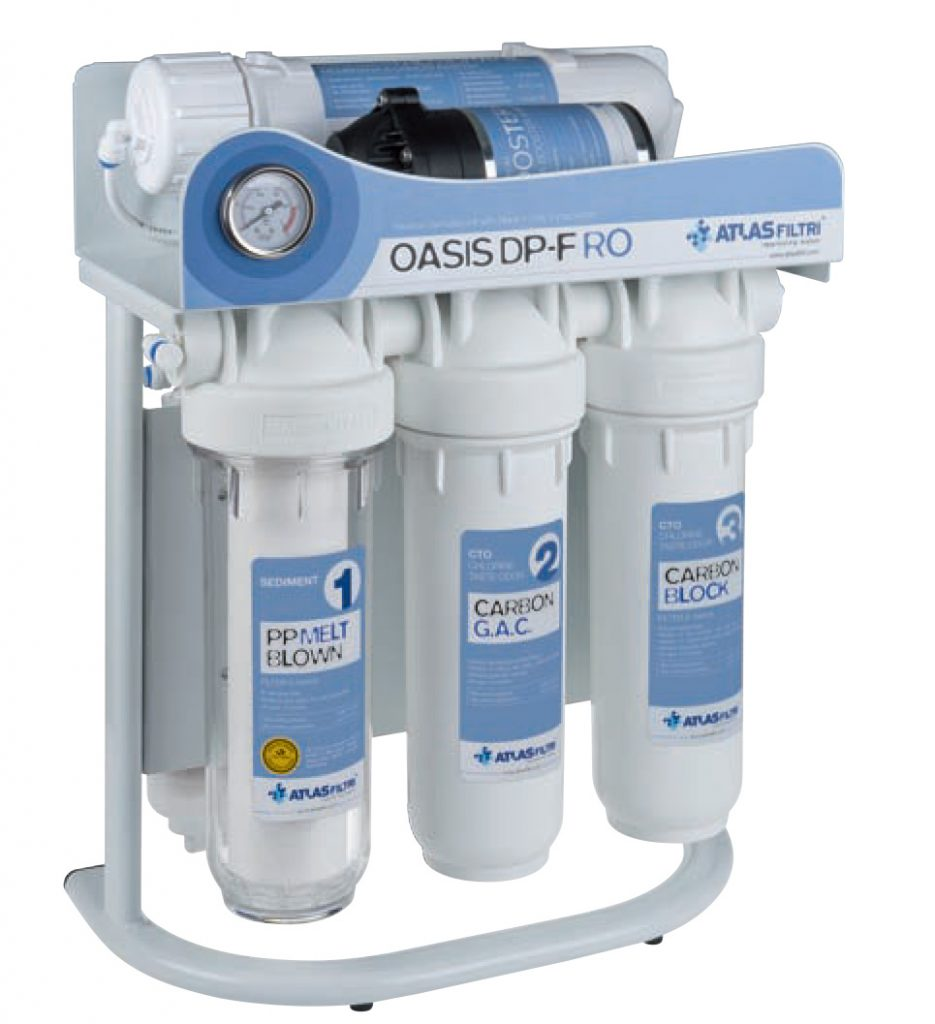 فیلترهای تصفیه آب مخصوص دستگاه 6مرحله ای RO